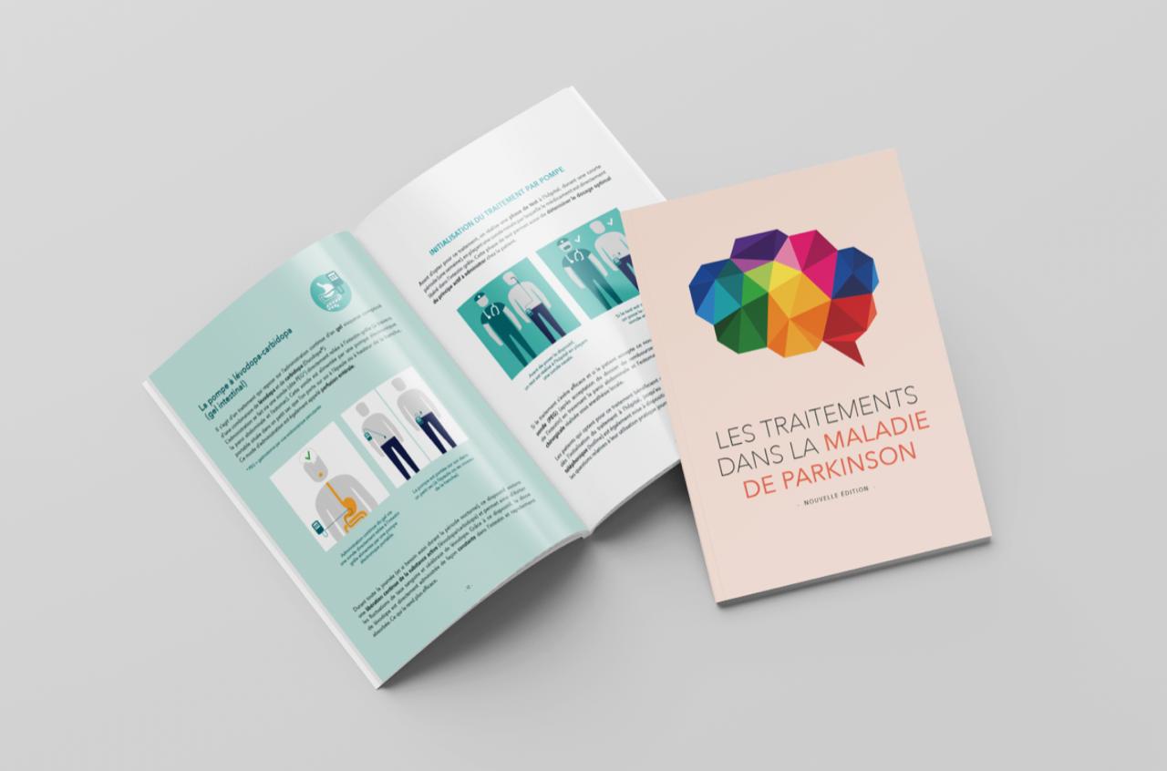 Téléchargez notre nouvelle brochure « les traitements dans la maladie de Parkinson » – Edition 2020 !!