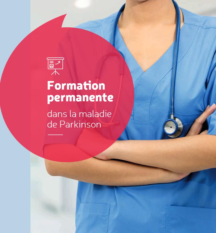 Formation Permanente dans la Maladie de Parkinson – Session 2021-2022